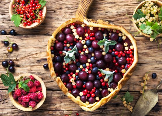 Топ 5 на най-полезните храни в червен цвят
